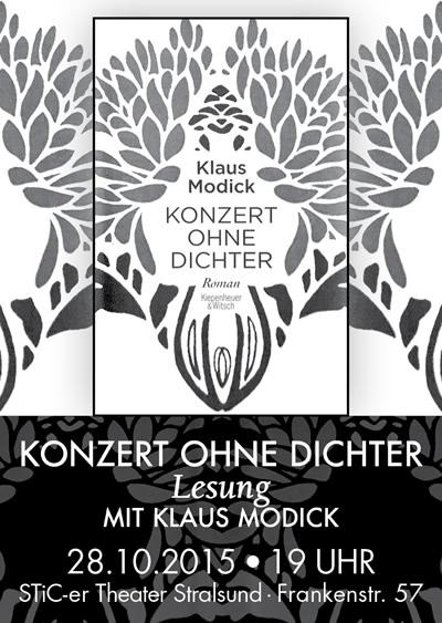 Postkarte-Klaus-Modick-Lesung